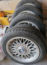 Für BMW E30 Original Alufelgen