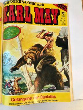 Winnetou und Old Shatterhand: Kleinanzeigen aus Tamm - Rubrik Comics, Science fiction, Fantasy, Abenteuer, Krimis, Western