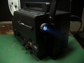 Filmkameras, Projektoren - Revuelux Sound 500 Super 8