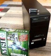 Desktop-PC AMD Phenom X4 S9600