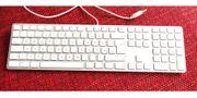 KeySonic Tastatur mit Kabel für