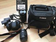 Canon Spiegelreflexkamera Tele