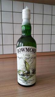 Bowmore Sherriff s Ship Label