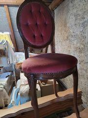 Stuhl Zierstühle