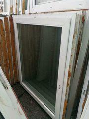 Mehrere Kunststoff Fenster 120 cm