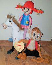 Pippi Langstrumpf Kleiner Onkel Affe