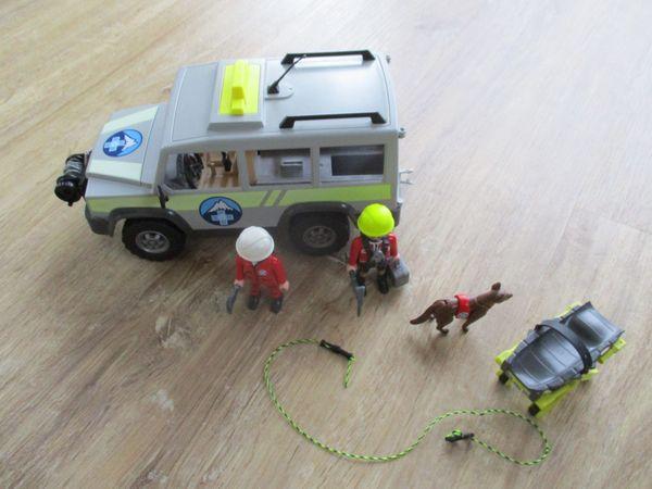 Playmobil Country 5427 Einsatzfahrzeug der