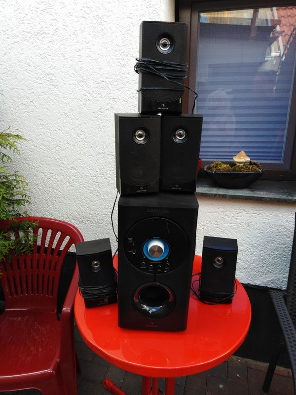 5 1 Surround System mit
