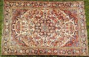 Orientteppich Bachtiari 211x148 antik T114
