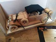 Modellauto aus Holz von Arcurio