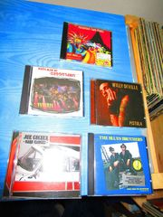 CDs zu verkaufen
