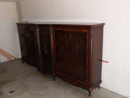 Elegante antike Anrichte Kommode Massivholz: Kleinanzeigen aus Fürth - Rubrik Sonstige Möbel antiquarisch