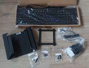 HP VESA Halterung Tastatur Maus