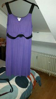 Kleid knielang Größe 44 46