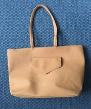 Handtasche Shopper Weekender Reisetasche gelb
