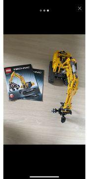 Lego Technik Bagger