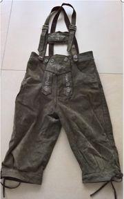 Tracht - Kinder Lederhose Gr 122