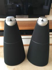 Beolab 9 in schwarz BANG