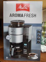 MELITTA 1021-01 AromaFresh Kaffeemaschine Schwarz