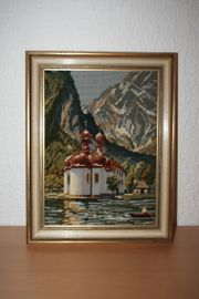 Gobelinbild Motiv Bartholomä