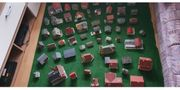 Konvolut Modellhäuser