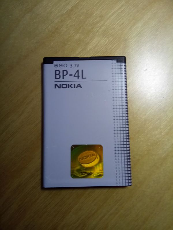 Nokia - Original Akku BP-4L - 3