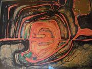 Verschiedene Bilder Motive von Hundertwasser
