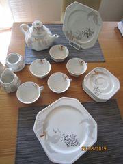 Shogun Teeservice limitierte Auflage 250