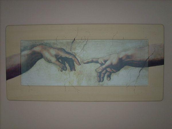 Kunstdruck Michelangelo