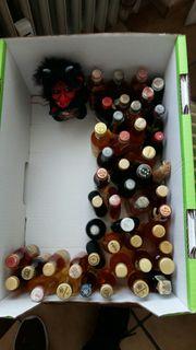 Miniatur Flaschen Sammlung