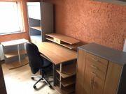 Büromöbel Schränke Schreibtisch Bürostuhl