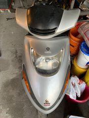 Yamaha Roller 125 zum ausschlachten