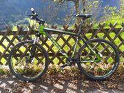 MTB Fahrrad der Marke Trek