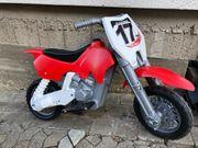 Kinder elektro Motorrad