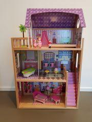 Puppenhaus KidKraft Kayla über 1