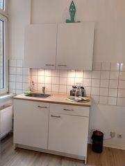 IKEA Küchenspüle mit Oberschrank