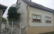 Einfamilienhaus nähe Baja Donau Ungarn