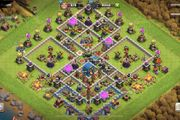 coc Account Level 176 th12