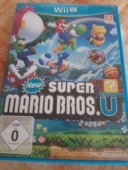 Wii U Spiel