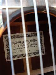 Gitarre Ryoji Matsuoka 41 325