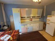 70-er Jahre Vintage Küchenschrank Küchenzeile