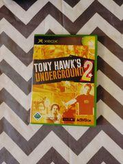XBox Tony Hawk s Underground