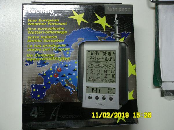 Funk-Wetterstation Technoline 5012 Neu