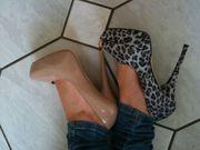 high heels Pumps hochhackig Schuhe