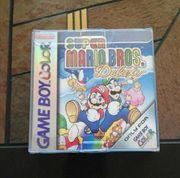 Super Mario Bros Deluxe GBA