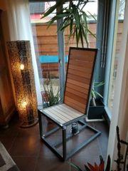 Metall Design-Stuhl SM-Möbel