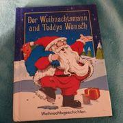 Der Weihnachtsmann und Teddys Wunsch
