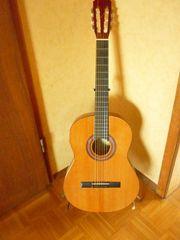 einfache Gitarre