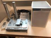 JVC Stereoanlage CA FSSD1000R