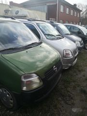 5 Autos Voll Farbereit